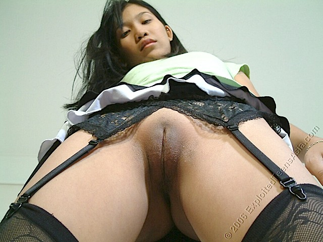 Young Amateur Teen Girl